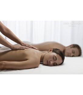 Massage duo, Oasis des Sens, Chasseneuil