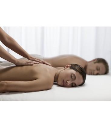 DUO- Massage d' 1H30 au choix