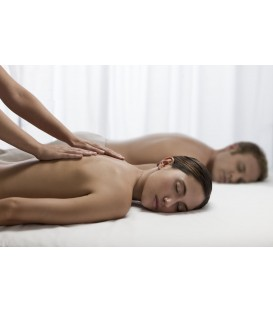 DUO- MASSAGE RELAXANT- 50MIN